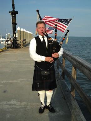 The Carolina Bagpiper Charleston Bagpiper South Carolina Scottish